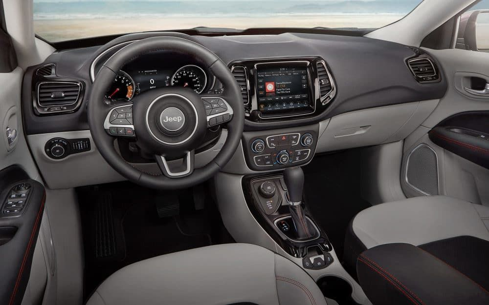 2018 Jeep Compass Interior Jeep Compass Jeep Best Midsize Suv