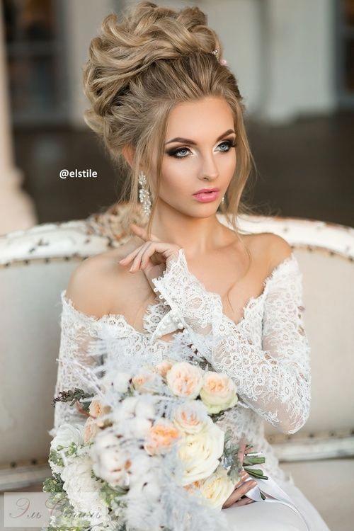 В нашем фото каталоге причесок на свадьбу В... - #в # ...