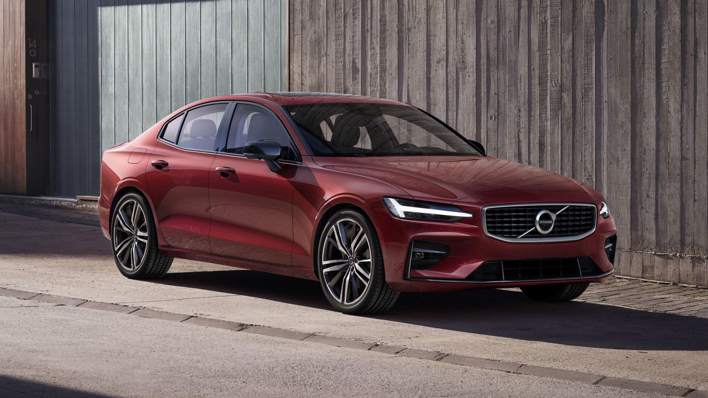 2022 Volvo S60 R Review Volvo S60 Volvo Cars Uk