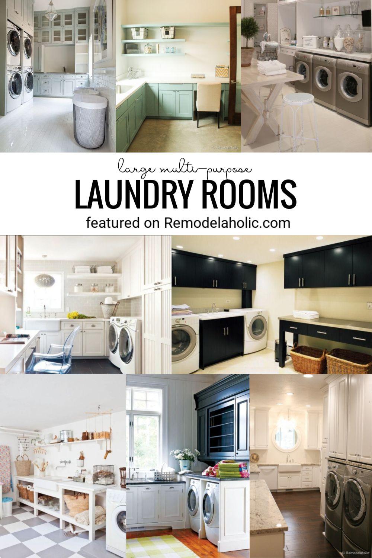 20 Large Multi Purpose Laundry Rooms Laundry Room Decor Dream Laundry Room Laundry Room