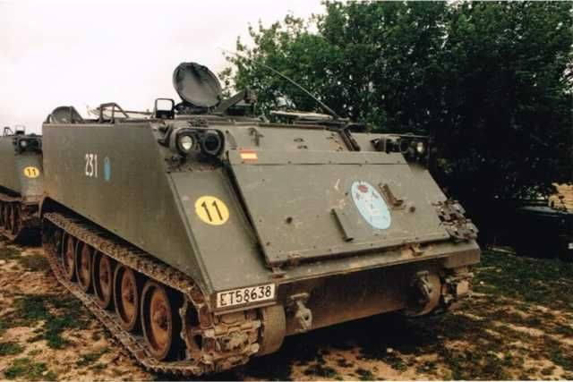 M-113A2 (TRACKED APC) | Cold War Military Systems (NATO and Allies
