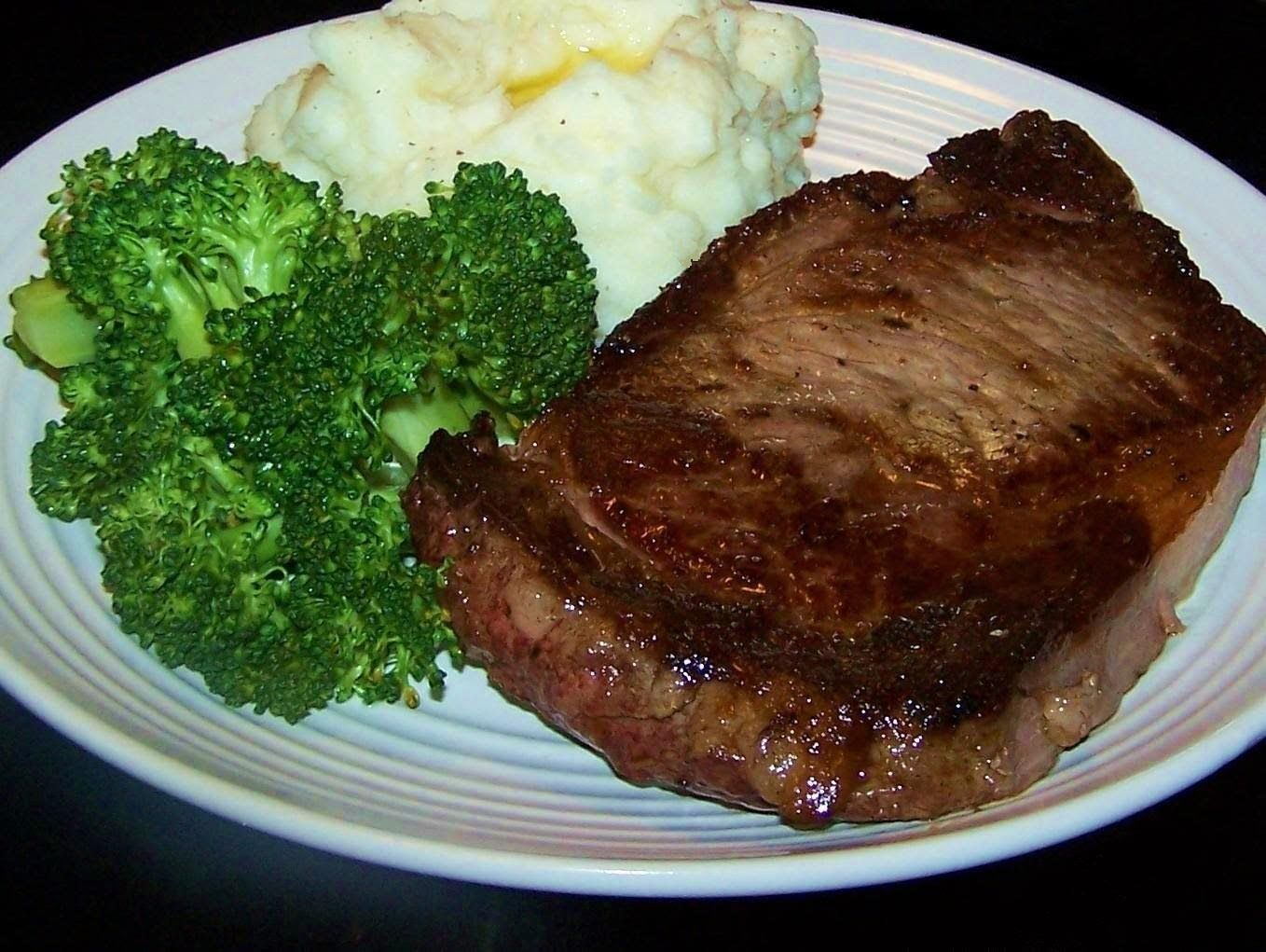 Outback Steakhouse Steaks And Potatoes