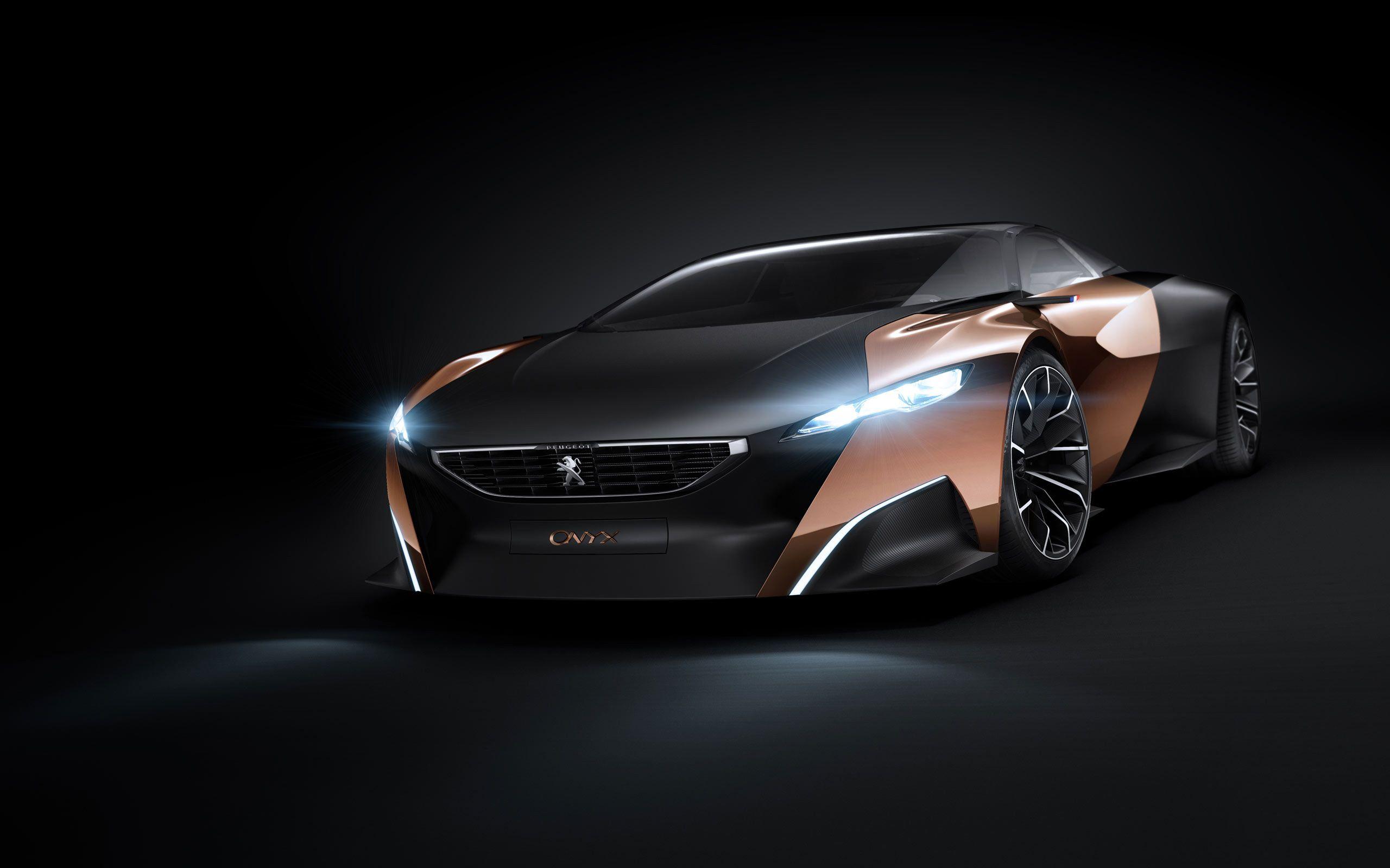 Peugeot Onyx Concept Car Ride With Me Concept Cars Car