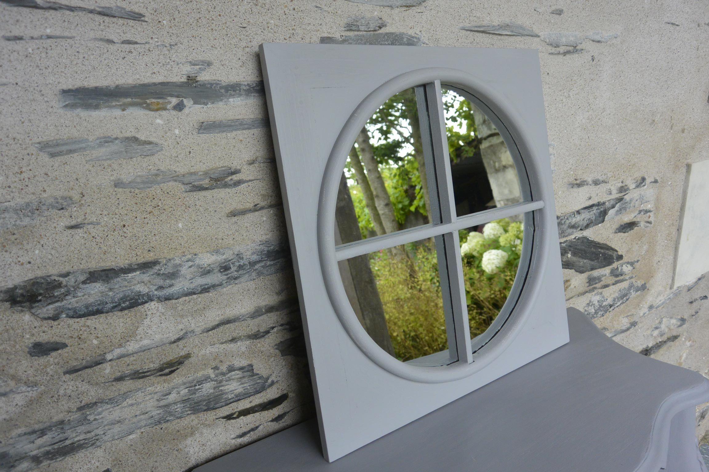 miroir oeil de boeuf en vente sur. Black Bedroom Furniture Sets. Home Design Ideas