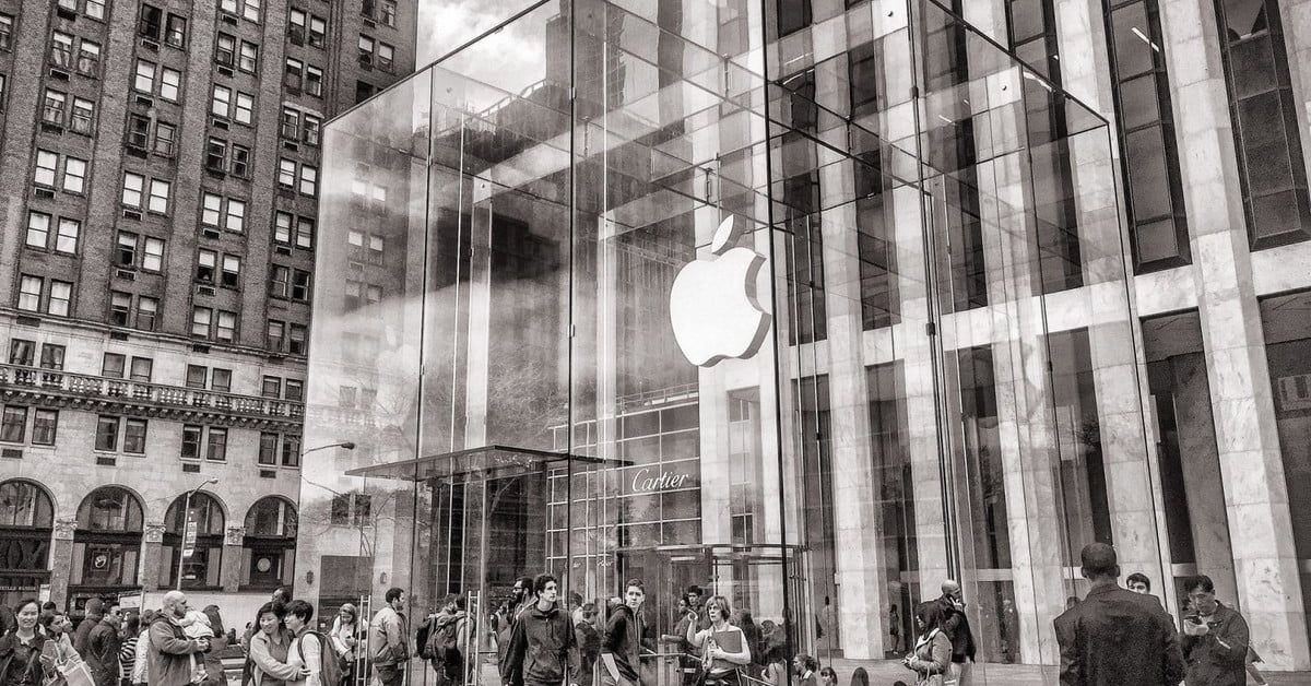 Apple Reports an Increase in National Security Requests