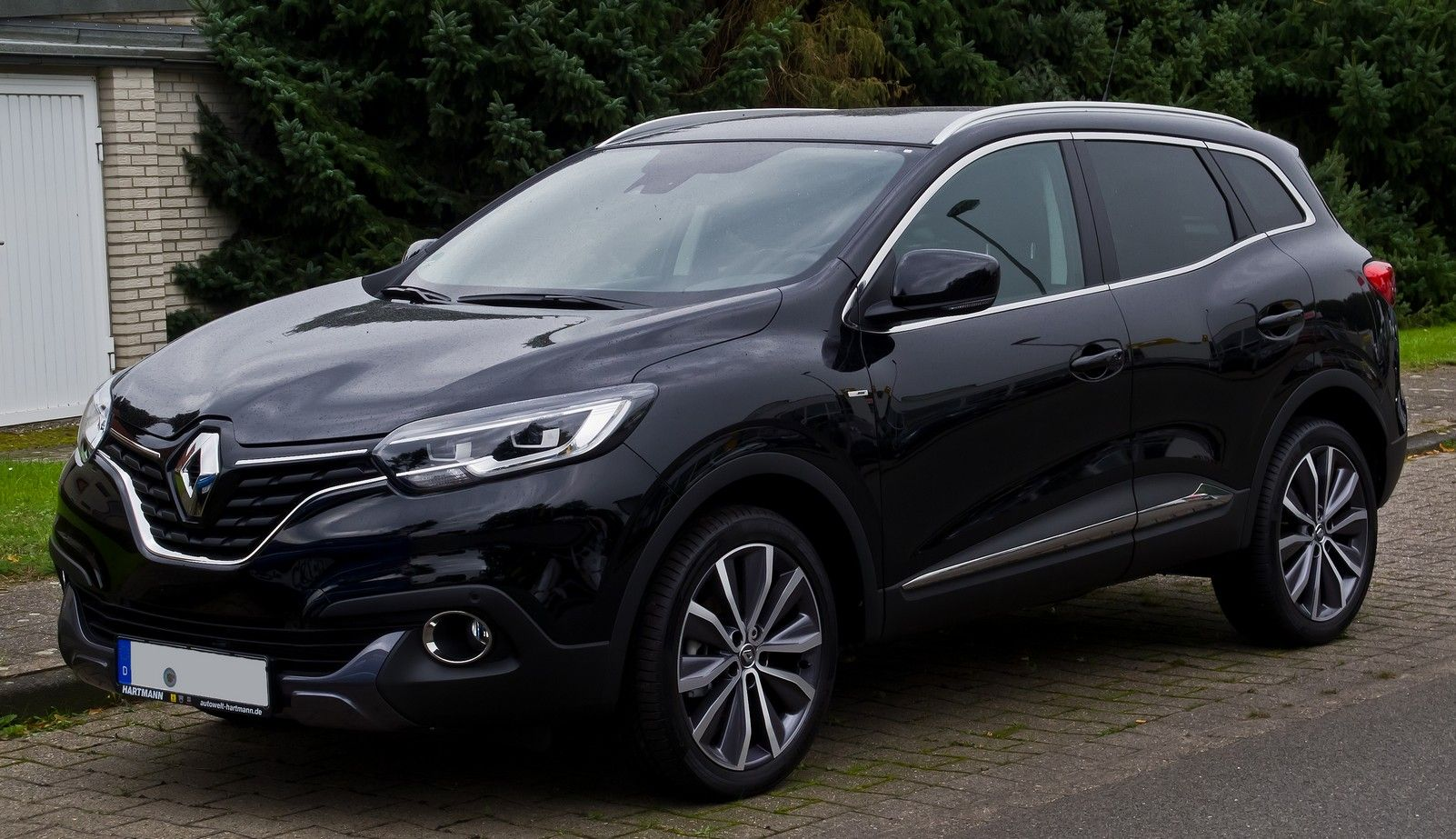 2019 renault kadjar new suv cars and trucks pinterest. Black Bedroom Furniture Sets. Home Design Ideas