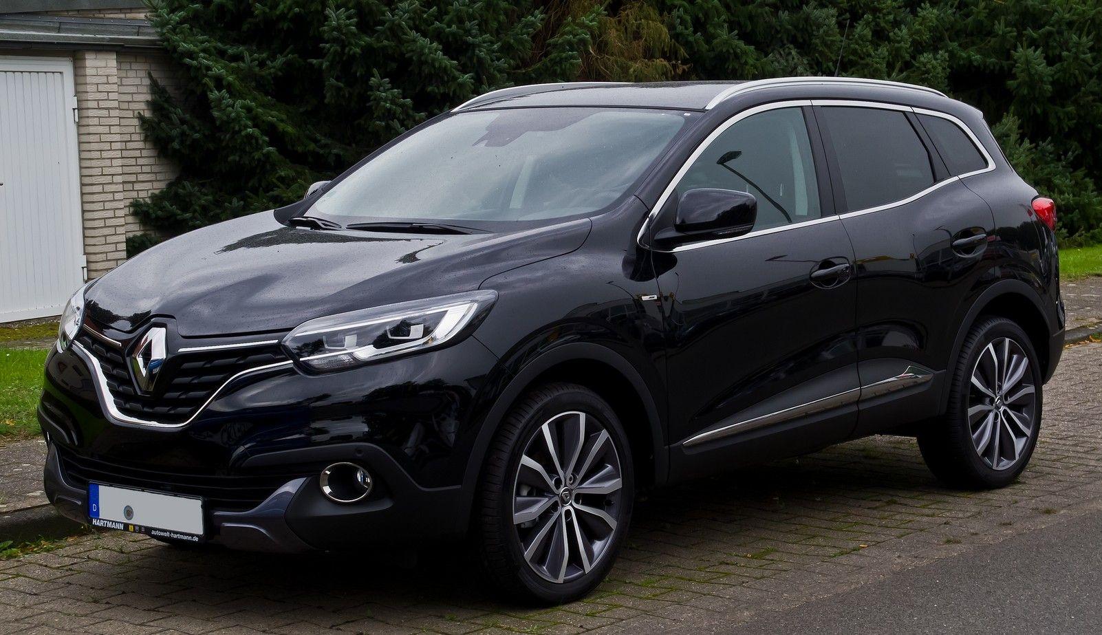 2019 Renault Kadjar New Suv