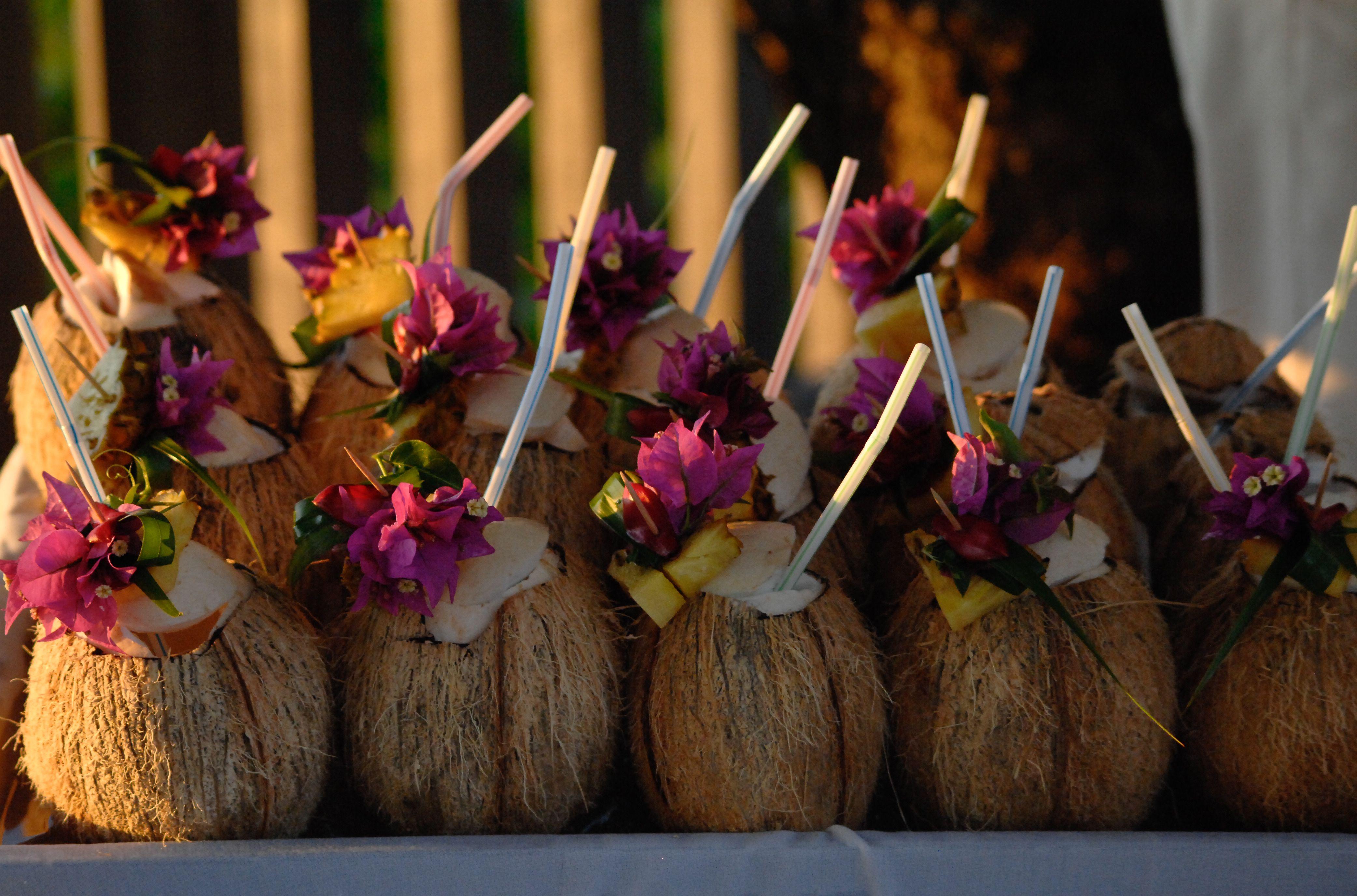 Tahitian Coconuts