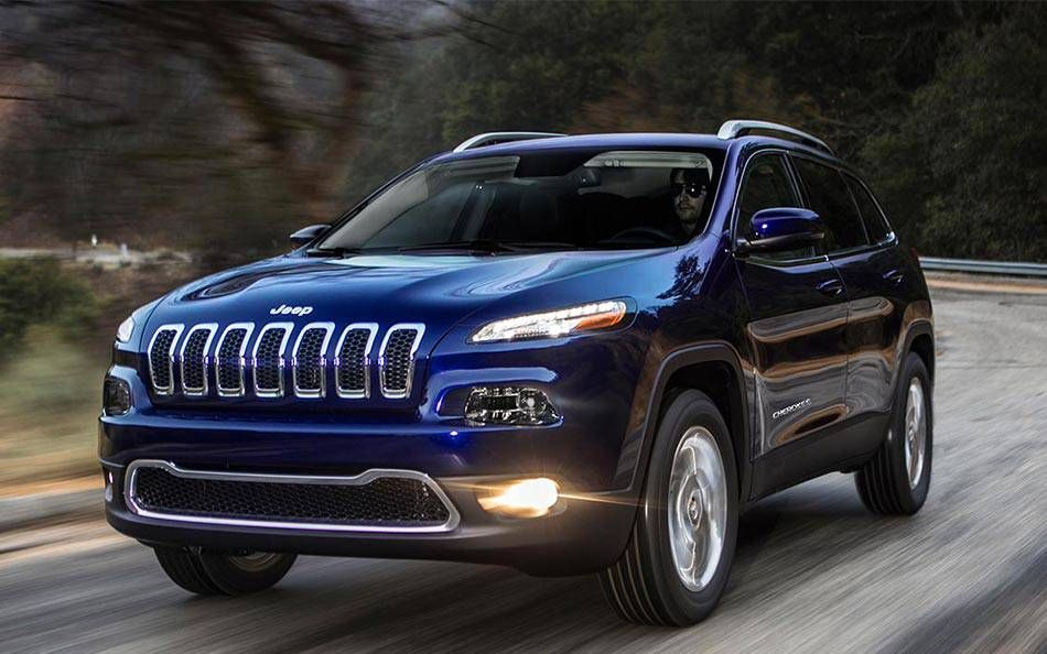 Jeep® Cherokee features over 70 available safety and