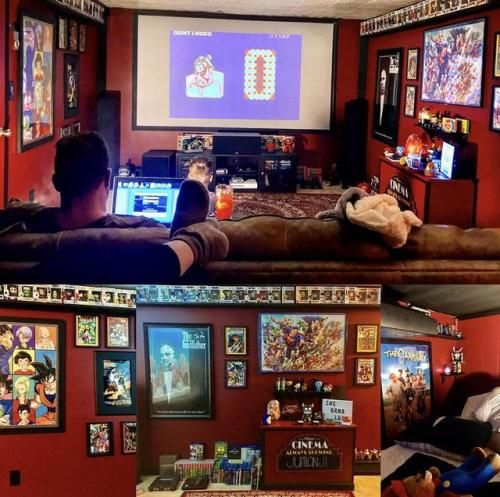 Home Theater, Lets Stay Home