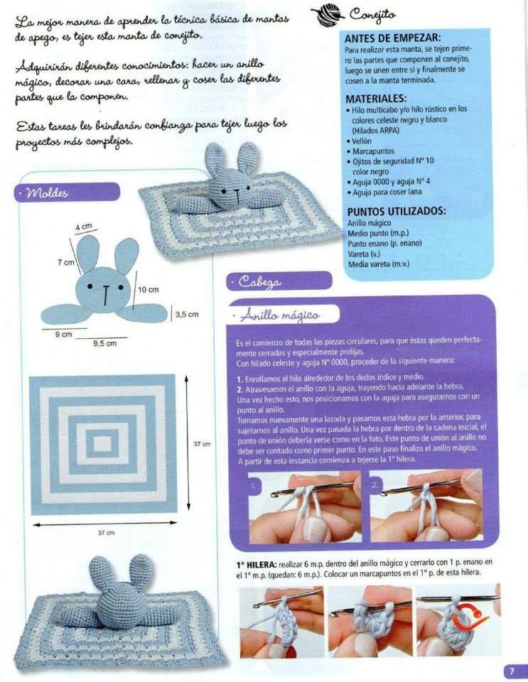 revista+bebe01L.jpg (743×960) | artesanato | Pinterest | Manta, Bebe ...