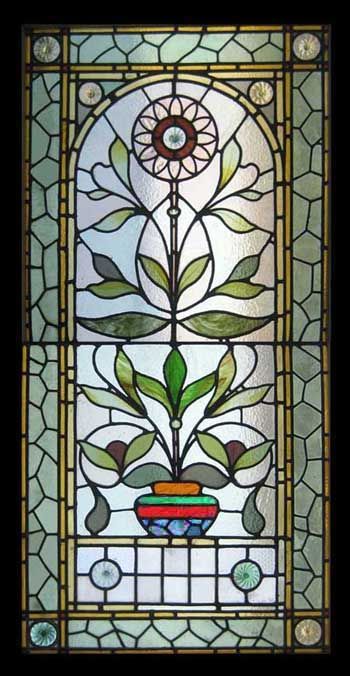 Stained Glass Window stained glass windows for homes : Antique Stained Glass Window by frances | Pics | Pinterest ...