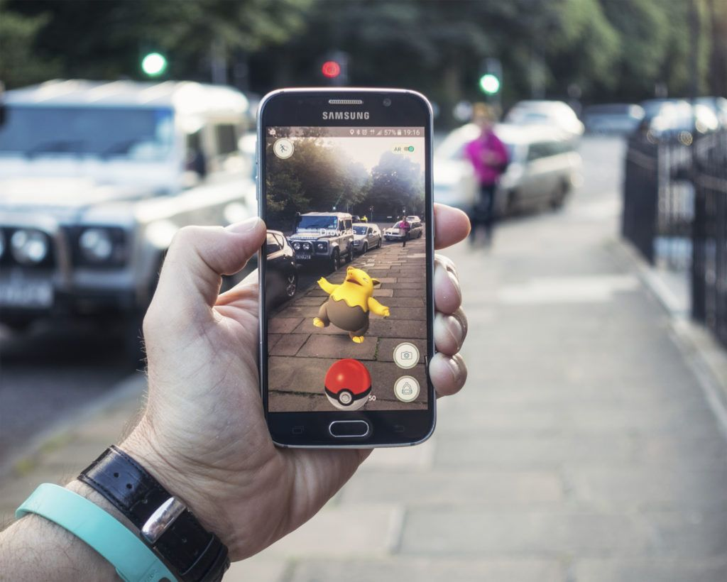 Beyond being at the heart of Pokémon Go, augmented reality