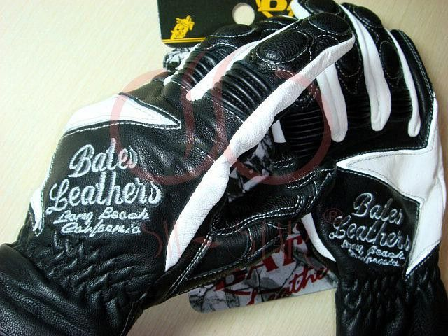 Bates bag-53sp 2012 - 2013 autumn and winter leather motorcycle gloves G19