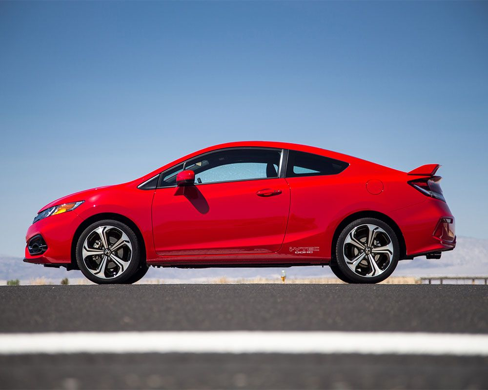 2015 new honda civic si coupe more photos and review please visit www trendscarsupdate