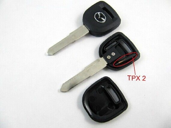 Mazda 3 key replacement