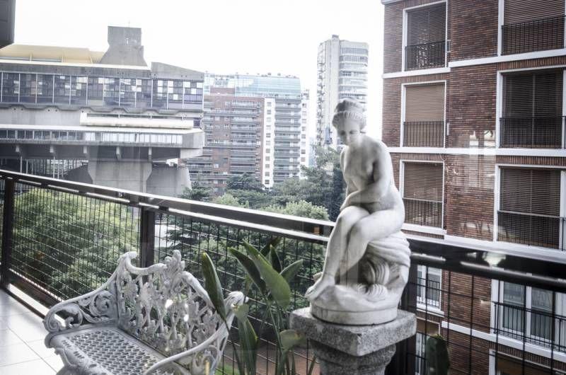 Vista a la Biblioteca Nacional - Buenos Aires - Argentina