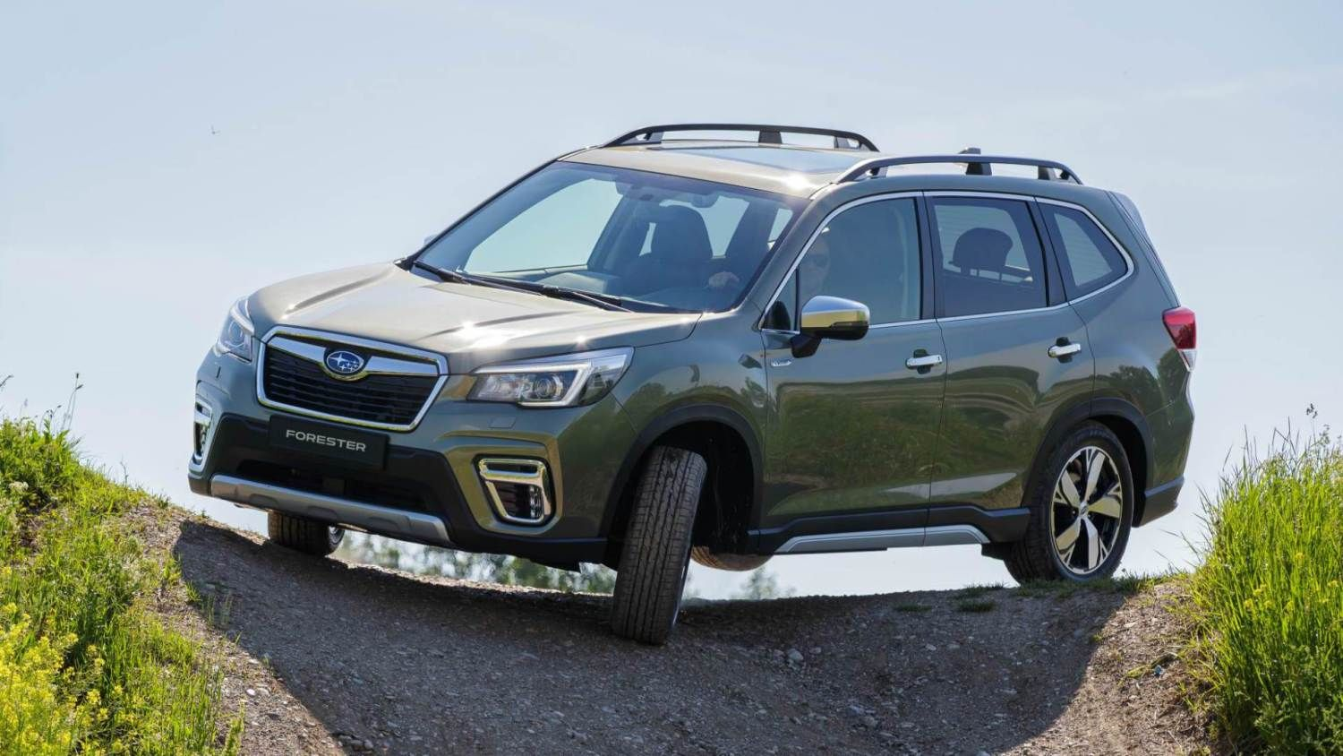New Subaru Forester launched and it's a hybrid Subaru