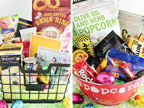 Creative easter basket ideas for young adults or older teens creative easter basket ideas for young adults or older teens negle Choice Image