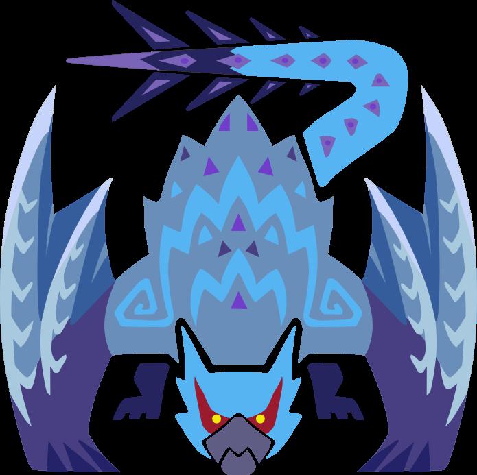 Water Nargacuga Monster Hunter Art Mythical Creatures Art Monster Hunter