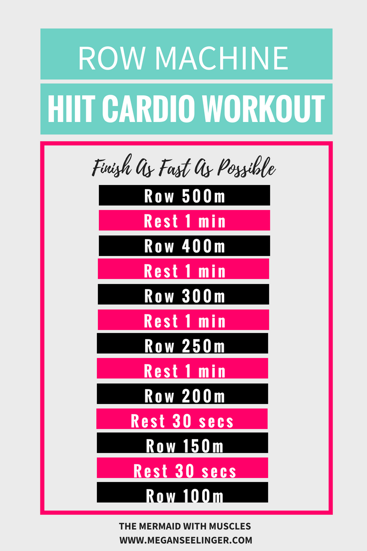 Cardio work out plans for weight loss
