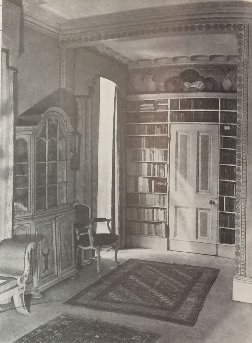London Private Home Library 1930 With Images Prairie Home