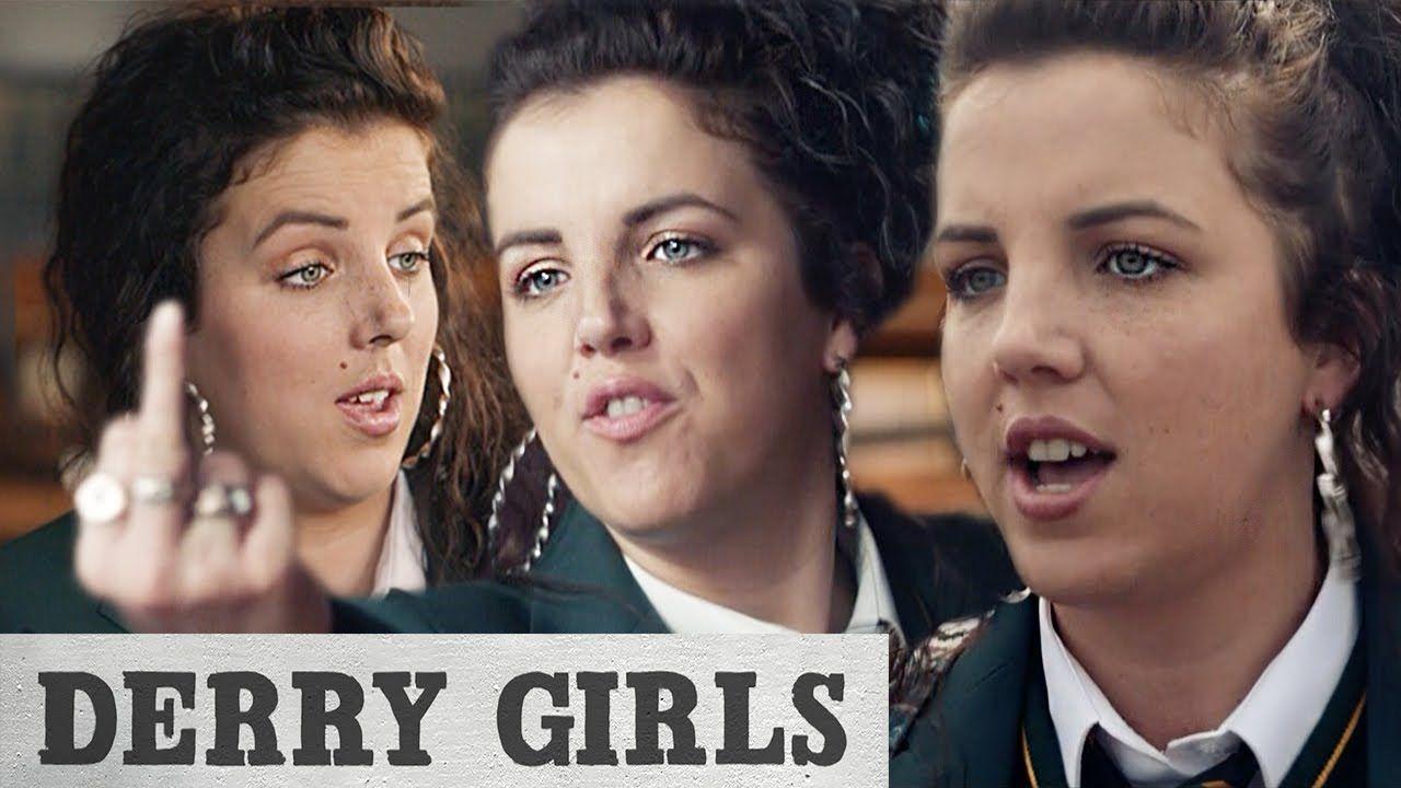 The Best Of Michelle From Derry Girls Derry Michelle British Tv