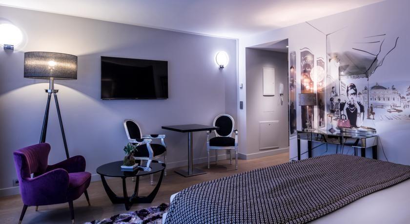 Booking Résidence Rayz Private Suites - Paris, Frankreich