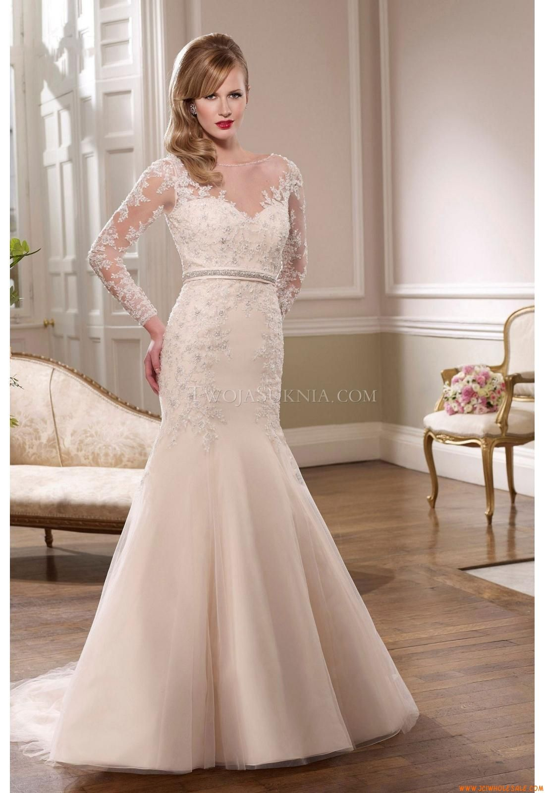 Robe de mariee ronald joyce 67056 2014 robe de mariee for Ronald joyce wedding dresses prices