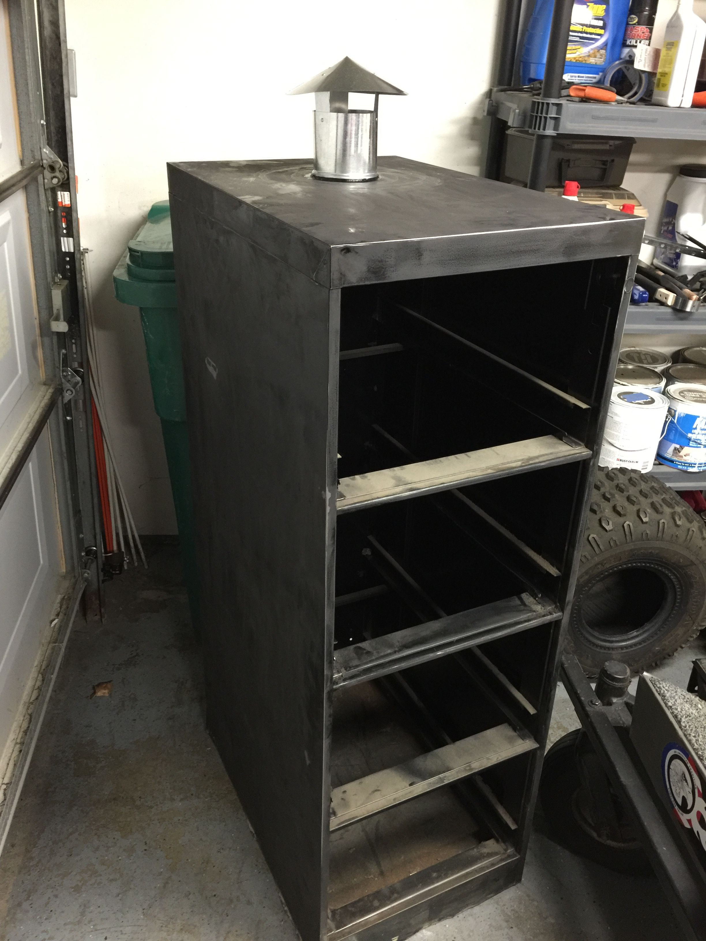 Small Crop Of File Cabinet Smoker