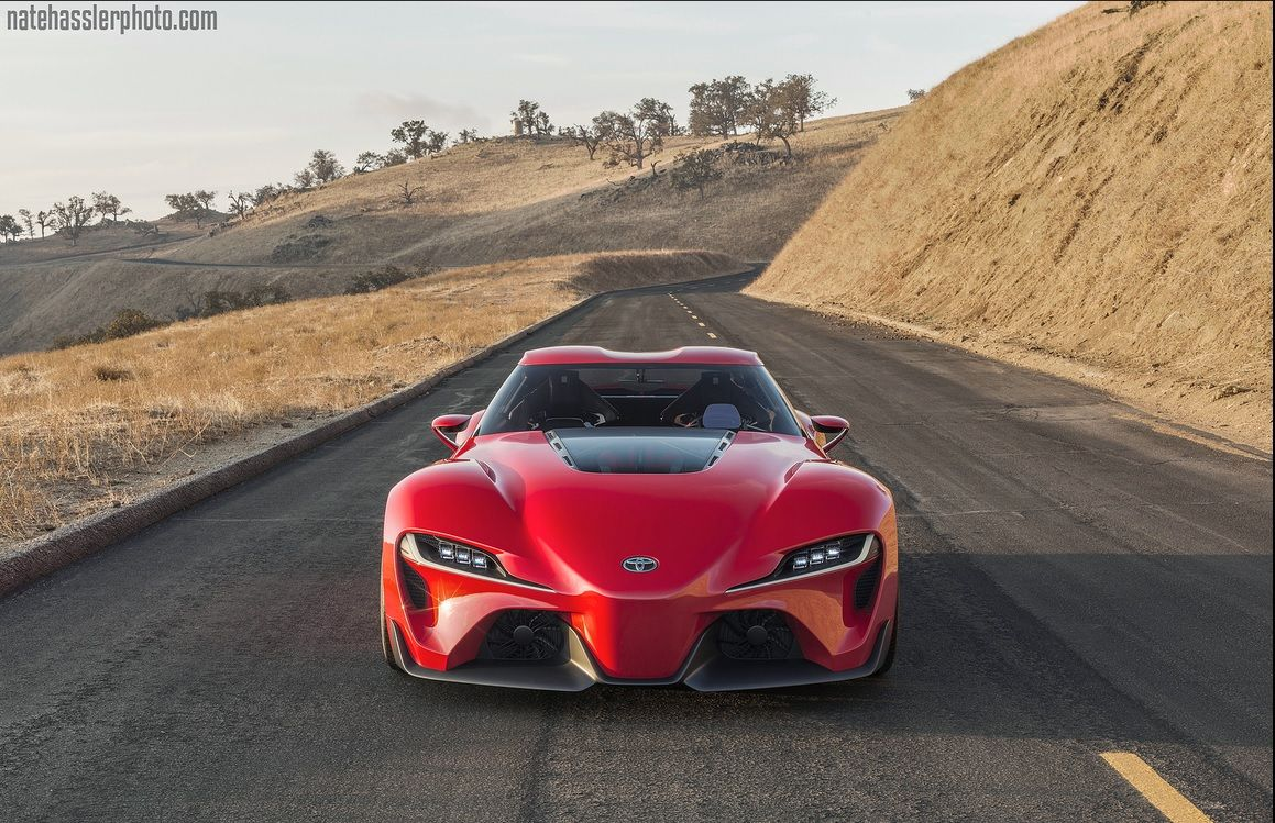 Toyota Automobile Cool Picture Hybrid Sports Car Toyota Supra New Toyota Supra Toyota ft 1 sports concept car 4k