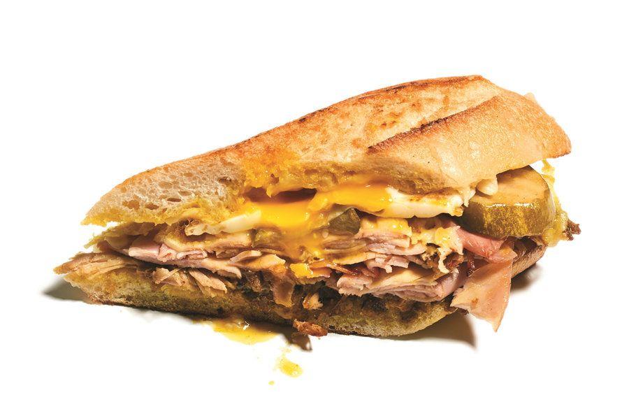 Around the world in 17 breakfast sandwiches sandwiches