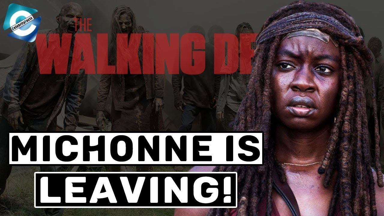 Why Is Michonne Actress Danai Gurira Leaving The Walking