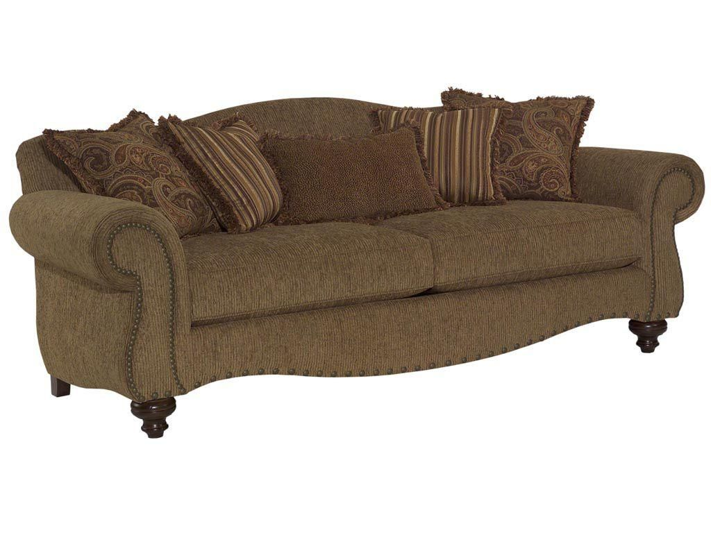 Broyhill Living Room Austin Sofa 5952-3