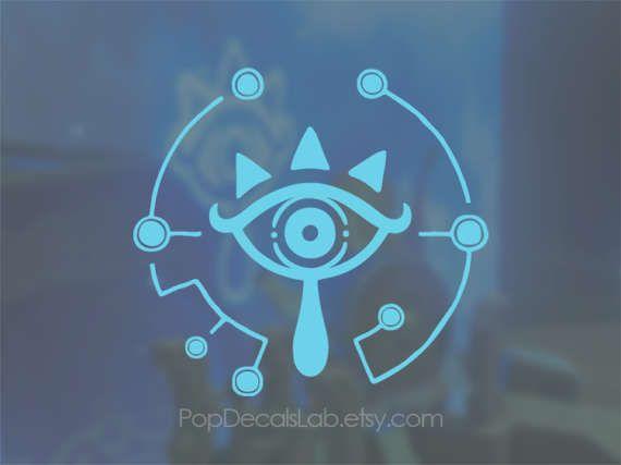 Yiga Clan eye logo Legend of Zelda Breath of the Wild women/'s Gamer T-shirt