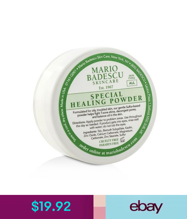 Other Skin Care Mario Badescu Special Healing Powder For