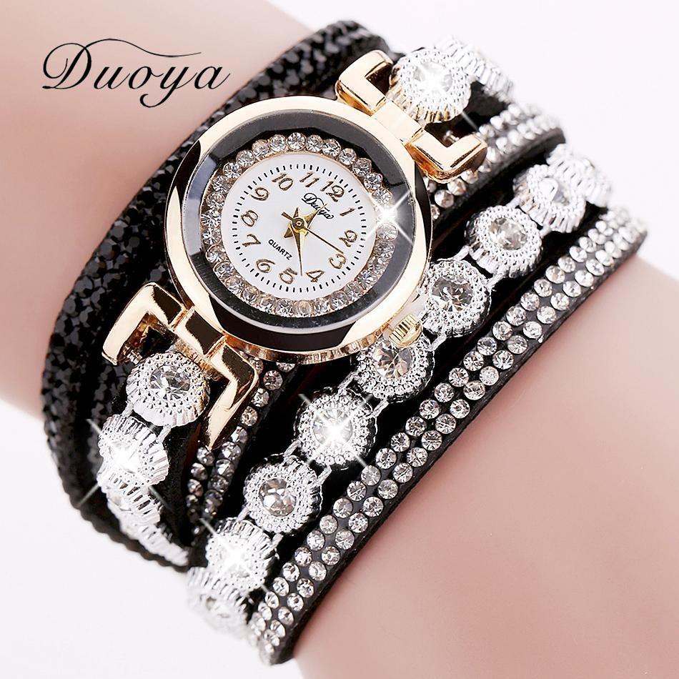 Like this women bracelet luxury wrist watch for women watch crystal