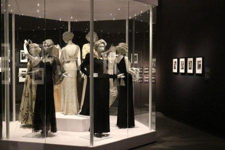 Haute Couture Kleider aus den 30er Jahren