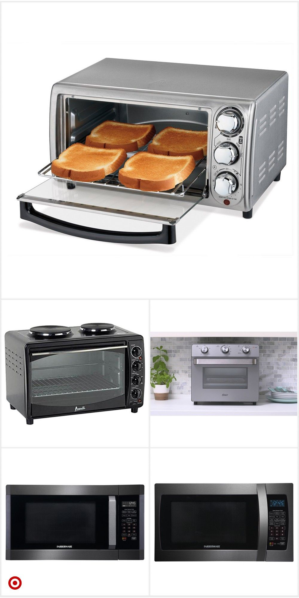 Shop Target For Countertop Ovens You Will Love At Great Low Prices Free Shipping On Orders Of 35 Or Free Same Day Pick Up In Store Countertop Oven Interior Design Living Room Kitchen