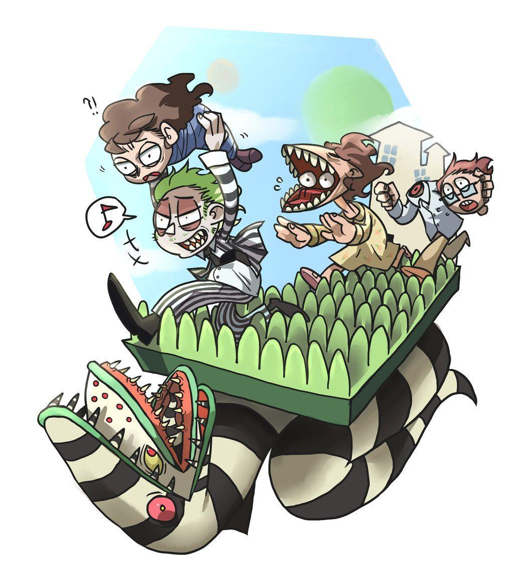 beetlejuice fanart Google Search Beetlejuice cartoon
