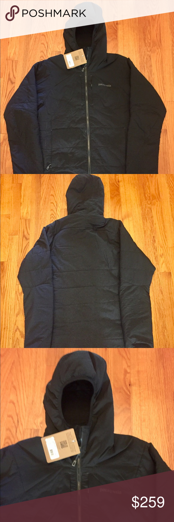 Patagonia NanoAir Hooded Jacket NWT's This jacket is