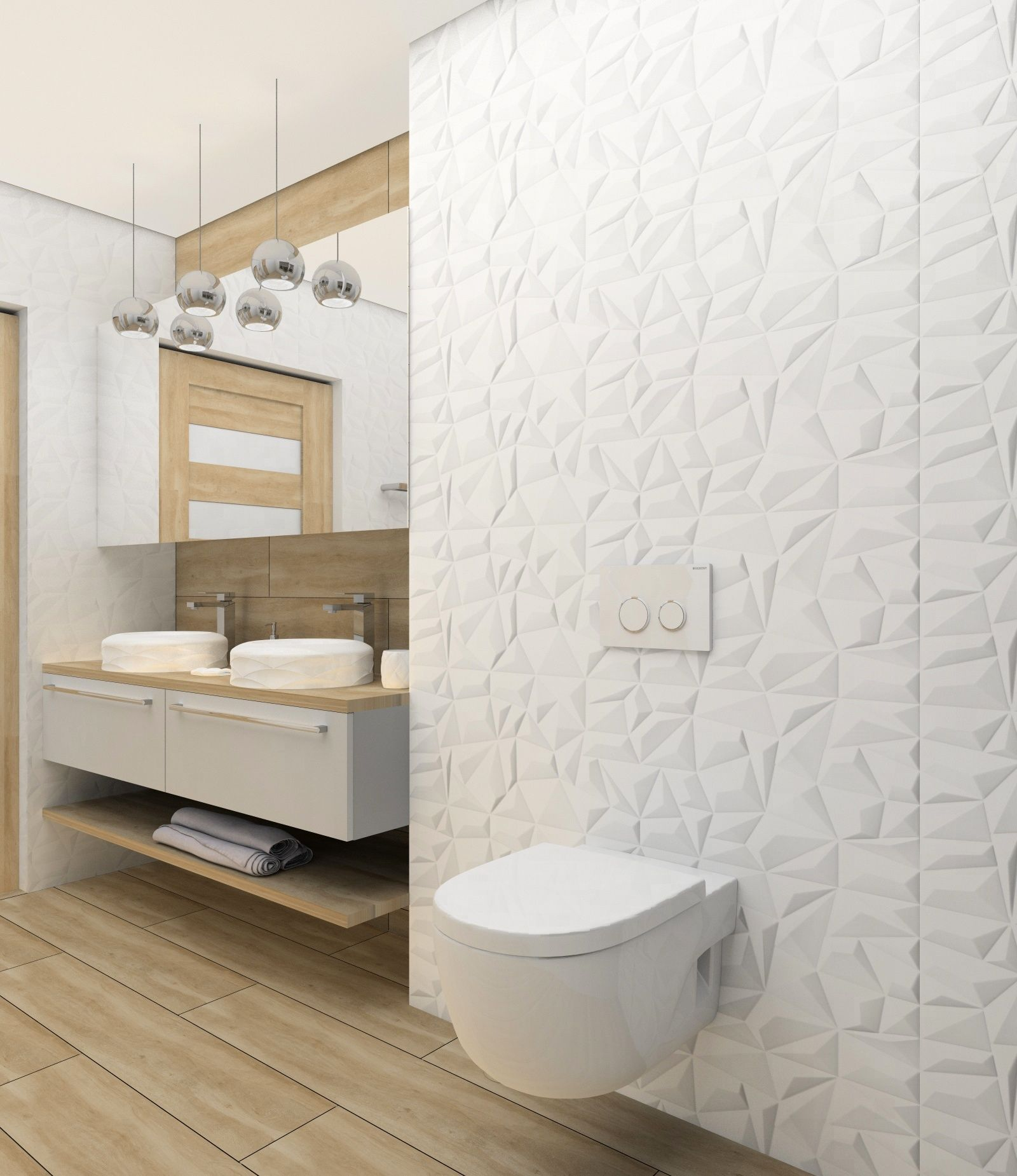 Płytki 3d Blanco Future Mate 90x30 Rekt Tiles In 2019