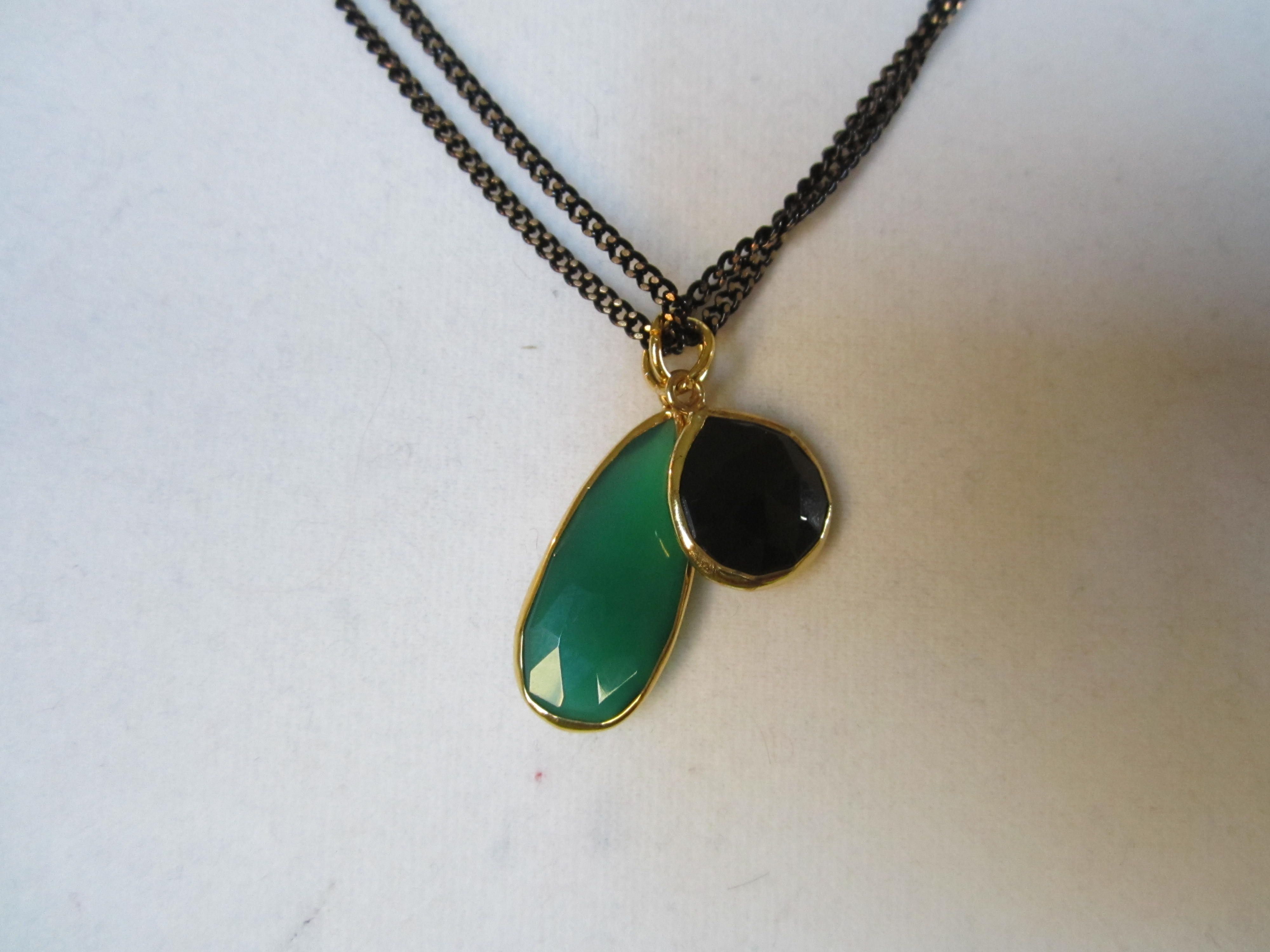 Gorgeous onyx in 2 colors