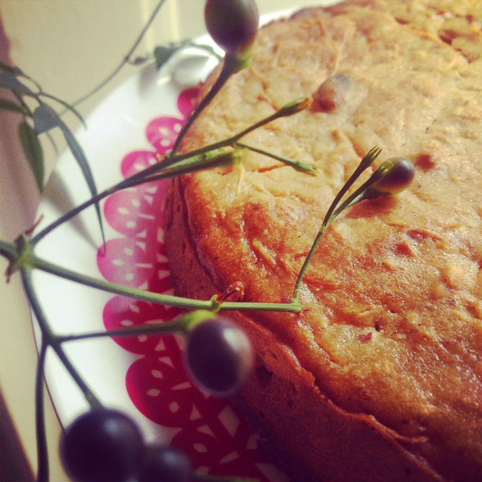 PASTAPARTY: Carrot Cake (vegan).