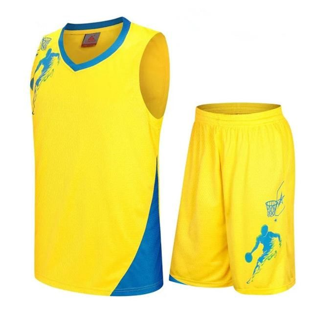 new product 256be d3195 LIDONG Kid's Basketball Jersey Set (12 Colors) in 2019 ...