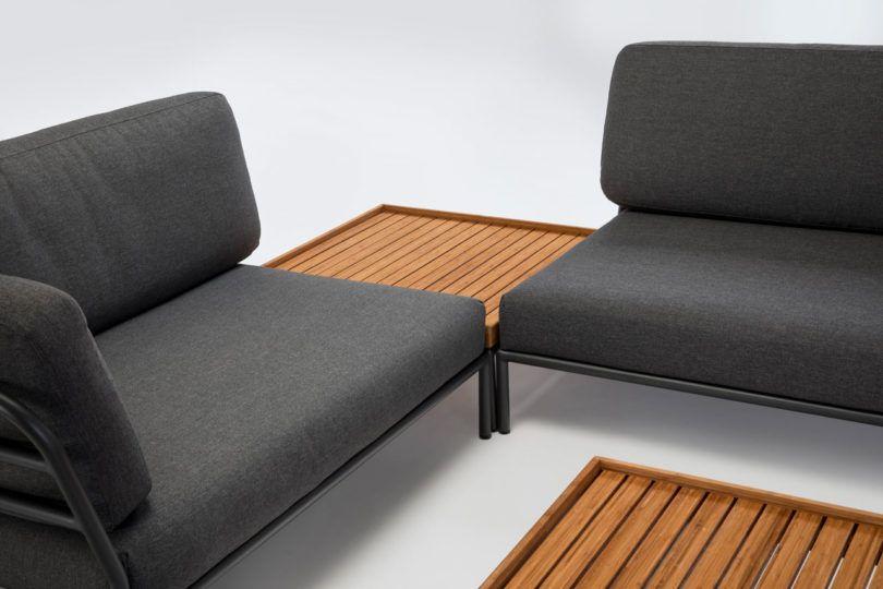 Modulare Lounges, Lounge Möbel Für Draußen, Lounge Sofa, Dänisches Design,