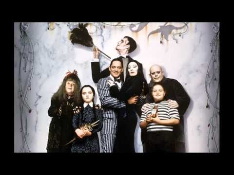 The Addams Family ( Theme Song ) - YouTube