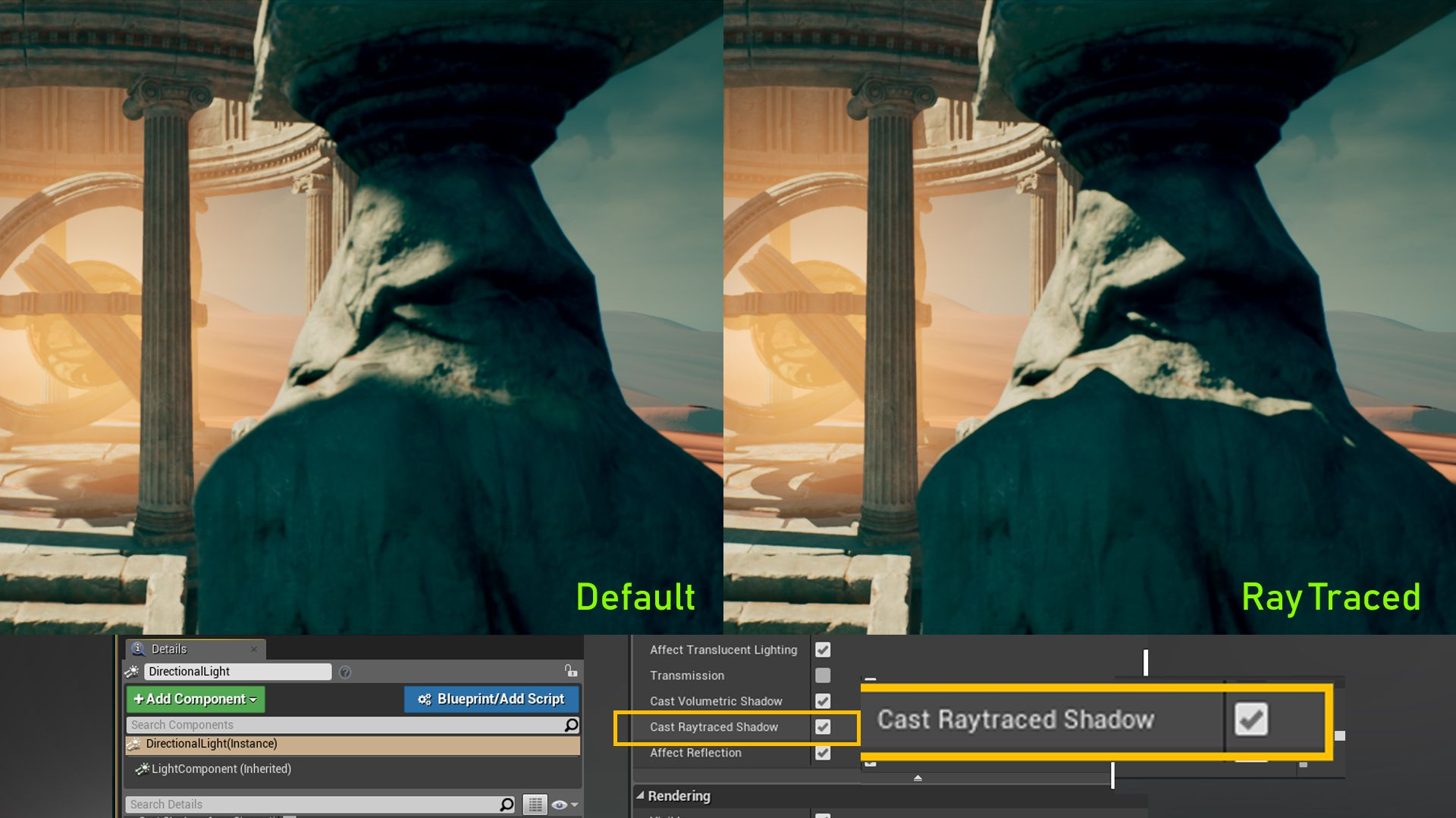 Introduction to RayTracing in Unreal Engine Unreal