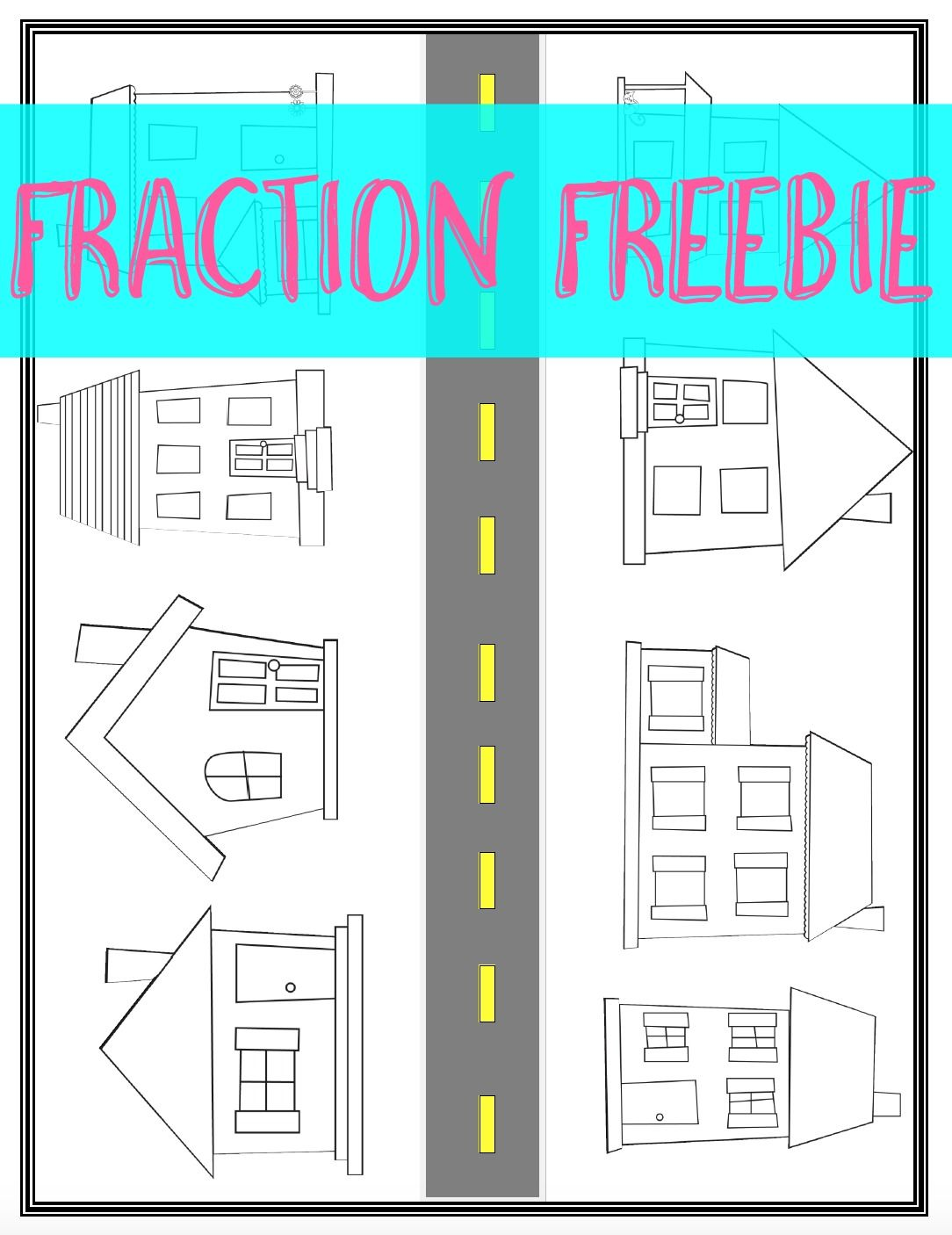 Ccss 3rd Grade Fractions Worksheet