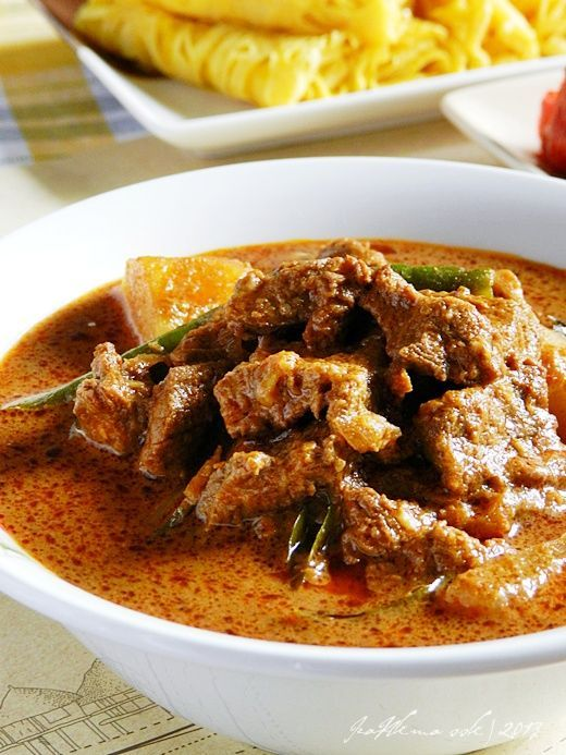 Kari Daging Utara Singgahsana Kitchen Resep Makanan India Resep Masakan Asia Resep Masakan